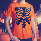 awesome rat cages - Rib Cage Body Skeleton Halloween Cool Awesome Funny Fun Mens Crew Neck T-Shirt