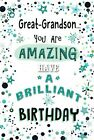 traditional / contemporary great-grandson birthday card 5 x cards to choose from