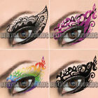 SEXY EYE SHADOW EYE LINER TEMPORARY EYE ROCK TATTOO PARTY MAKEUP FACE STICKER