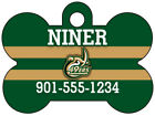Conference USA Pet Id Dog Tag Personalized w/ Name & Number