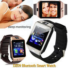 Newest Bluetooth DZ09 Smart Watch GSM SIM Card For Android iPhone Samsung LG HTC
