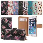 Magnetic Flip Wallet Holster Fold Leather Phone Case Cover For iPhone 6 4.7""