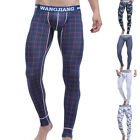 New Mens Thermal Underwear Warm Long Johns Bottoms Leggings Winter Pants S-XL