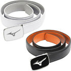 40%OFF Mizuno 2015 Plain Leather Performance Golf Belt - Mens (Cut To Size)