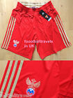 S M L XL XXL 3XL RUSSIA ADIDAS SHORTS football soccer calcio Home NEW TAG