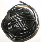 3MM ROUND VEG TAN COWHIDE LEATHER CORD BLACK BROWN NATURAL - TOP QUALITY