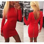 2015 Fashion Womens Bandage Bodycon Evening Sexy Party Cocktail Short Mini Dress