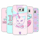 HEAD CASE DESIGNS PASTEL OVERLAYS SOFT GEL CASE FOR SAMSUNG PHONES 1