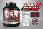 100% Whey Protein Powder Isolate 5 lb Goliathlabs Free Shipping