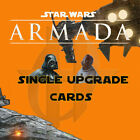 Star Wars Armada - Upgrade Cards: COMMANDERS, OFFICERS, TEAMS, FLEET SUPPORT $1.95 USD