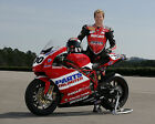 NEIL HODGSON 09 (DUCATI) SUPERBIKES PHOTO PRINT