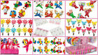 HAIR ACCESSORIES clips hairslides hair ties display lollies clips pony tails NEW