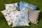 OIL/PVC CLOTH GARDEN/OUTSIDE/INSIDE CUSHION COVERS MADE IN DESIGNER FABRICS