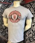 Manchester United England Red Devils Gray 2019 Practice Shirt NEW S M L XL 2XL