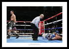 Carl Froch v George Groves 2014 Wembley Boxing Photo Memorabilia (415)