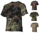 KINDER T-SHIRT Army Bundeswehr Hemd Kids Fashion camo Militär Karneval Fasching
