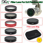 PGY ND4+ND8+MCUV+CPL Filter Lens+Lens Protector Cover For DJI Phantom 3/4 Camera