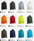 [Tesla] Mens Winter Thermal Warm Fleece ZIP UP Outer Jacket Turquoise Blue F14
