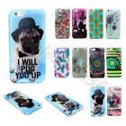 Flash Powder Soft TPU Silicone Rubber Gel Cover Case F iPhone LG Nokia Sony ASUS