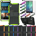 Shockproof Rugged Hybrid Hard Stand Case Cover For HTC Desire 626 626S MetroPCS