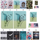 PU Leather Fashion Case Magnetic Painted Cover Skin For Apple iPad mini 1/2/3
