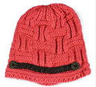 Fashion Women Winter Fashion Knit Hat Beanie Beret Hat Crochet Ear-Warmer Cap