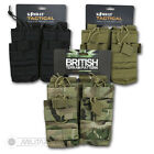 MLCE OPEN TOP DOUBLE AMMO POUCH SA80 BRITISH ARMY MOLLE OSPREY