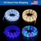 Led Christmas Rope Light Outdoor/indoor 8-lighting Mode Party Holiday Decor Home
