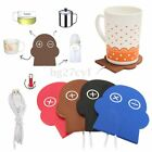USB Silicone Heat Warmer Heater Milk Tea Coffee Mug Hot Drinks Beverage Cup Pad