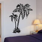Vinyl Decal Tropical Palm Trees Strand Relax Decor Wall Stickers Mural (106ig)