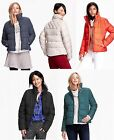 OLD NAVY Frost Free Quilted Puffer Winter Jacket XS,S,M,L,XL,2XL,MT,LT,PS,PM NEW