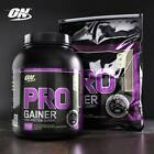 OPTIMUM NUTRITION PRO GAINR 5 lbs 10 lbs Pro Complex Gainer - All Flavors