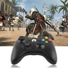 New Black Wired Game Remote Controller for Microsoft Xbox 360 Console WP
