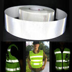 1 X Conspicuity Reflective Safety Warning Tape Film Sticker