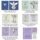 Equilibrium Guardian Angel Sentiment Lapel Pin Brooch Various Designs styles
