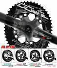 4G doval(11.7~16%) BCD110/130 chainring for 4~5arm (buy 3+ =>Free EMS ship)