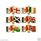 United Flag Badge Selection For Club and Country Manchester Pin Gift