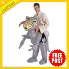 Mens Adult Costume Dress Up Rd Licensed Star Wars Inflatable Tauntaun