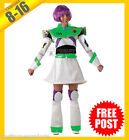 Ladies Costume Fancy Dress Up RD Licensed Miss Buzz Lightyear Sz 8 10 12 14 16