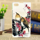 Hot For BlackBerry Phone Fashion Painted Various Pattern Back PC hard Case Cover