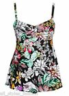 Swimdress Swimsuit One Piece Swim Suit NWT Floral Print 12 14 16 18 20 22
