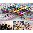 Rolls Nail DIY Strip Tape Nail Art Decoration Line Stickers For Nail Art JMHG