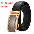 "Top Quality Mens Business Belts Golden Horse Cowhide Leather Belt size 30""-50"""