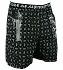 Code of Silence Outlaw Boxer Shorts - Black