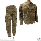 Authentic Army Combat Training Uniform in Multi-Cam Coats and Trousers