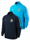 Revolution Woven Manchester City Nike Training Jacket 2015 16 ZIP POCKETS Men