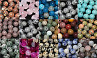 Semi Precious natural 10mm round gemstone beads - jewellery making