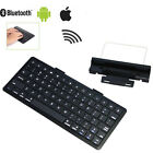 Universal Wireless Bluetooth Keyboard With Stand Holder For IPAD & IPHONE 28
