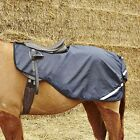 """Elico Waterproof Exercise Sheet - Fleece Lined Navy 60"""" to fit 6'9"""