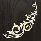 Gothic Line/DS (White Pearl) Inlay Sticker Decal Guitar |Combined shipping OK